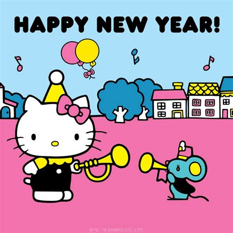 wallpaper hello kitty happy new year 1551 best images about hello kitty and everyone else