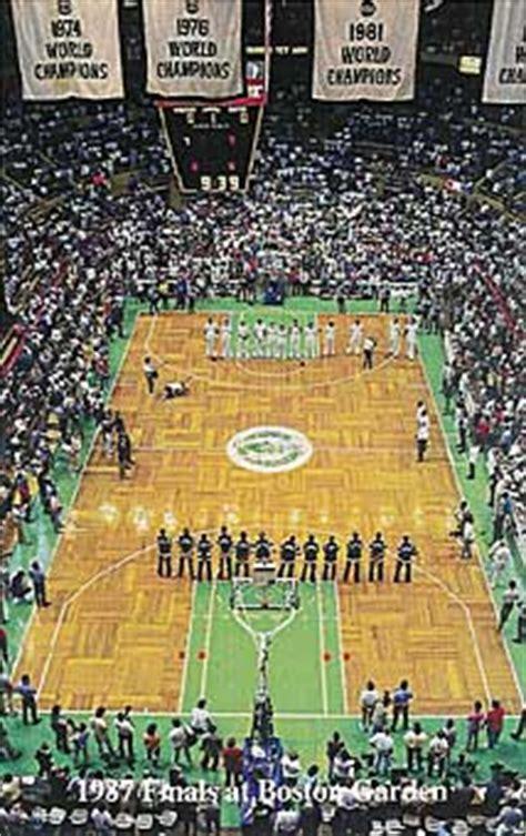Boston Garden Parquet Floor by Boston Garden Parquet Floor