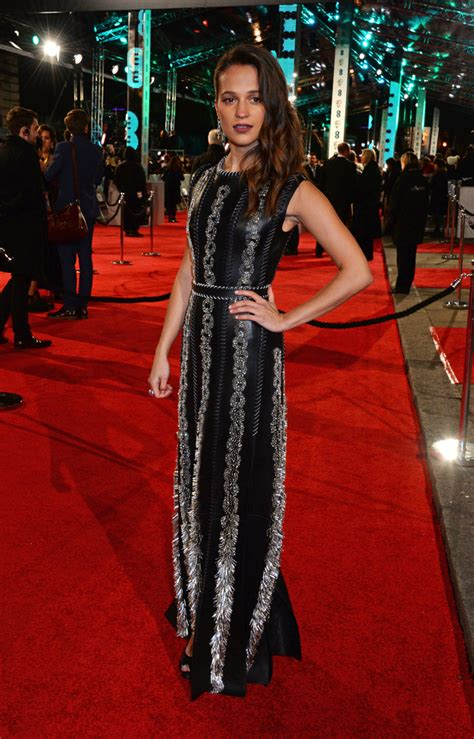 baftas 2016 the most beautiful dresses on the red carpet