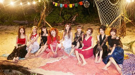 twice knowing brother 2018 all 9 twice members to be on knowing brothers