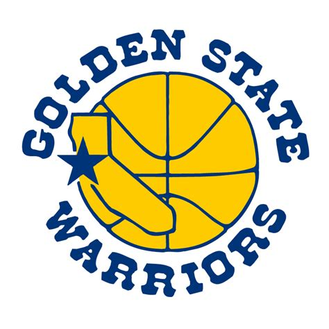 lade nouveau golden state warriors logo font