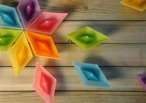 origami boat party on the floating showroom nautical decor candle sail set for nautical theme party