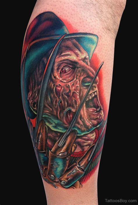 freddy krueger tattoo tattoos designs pictures page 5