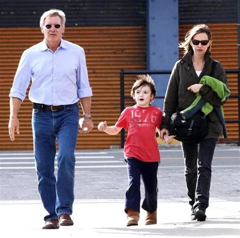 Harrison Ford Family   Mother, Wife, Children   SuccessStory