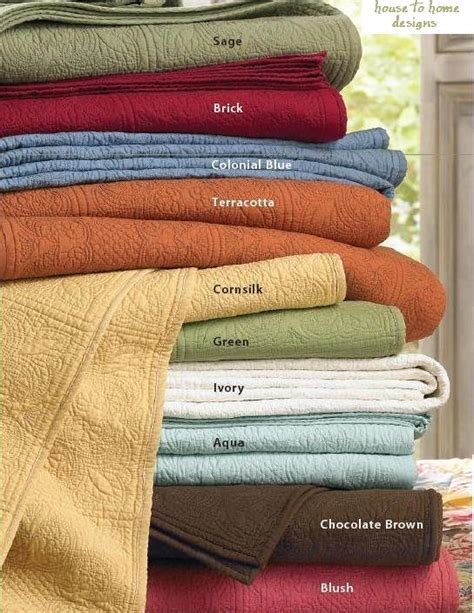 Blankets And Coverlets C F Solid Color Matelasse Throw