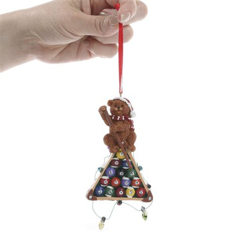 resin billiard christmas ornament christmas ornaments