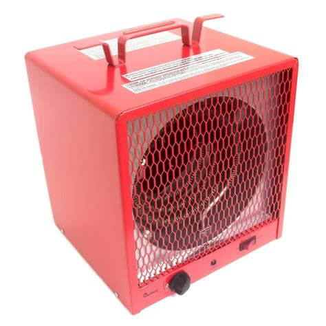 Heaters For Garages by Dr Infrared Heater Industrial Series 5600 Watt 240 Volt