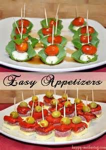 easy appetizers easy holiday appetizers myideasbedroom com