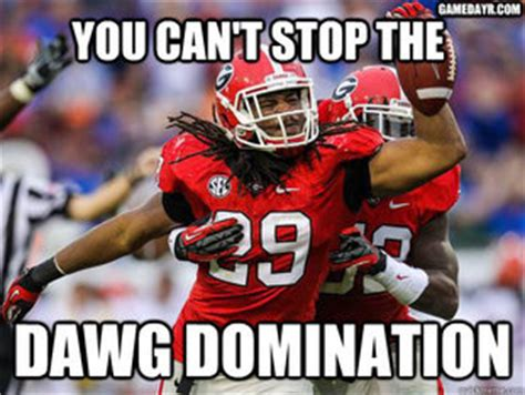 Georgia Bulldogs Memes - georgia bulldogs