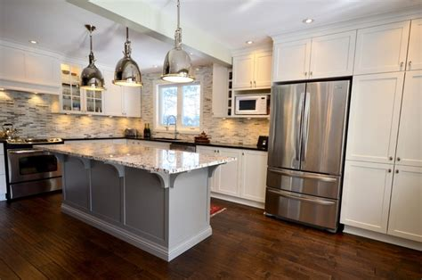 Home Decor Ottawa by Classic White Kitchen Traditional Kitchen Ottawa