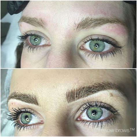 feather tattoo eyebrow penrith natural eyebrow tattooing hair stroke feather touch