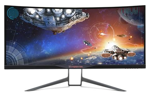 Monitor Predator X34 Acer Brings Predator X34 34 Inch Curved Ips Gaming Monitor With Nvidia G Sync To Usa