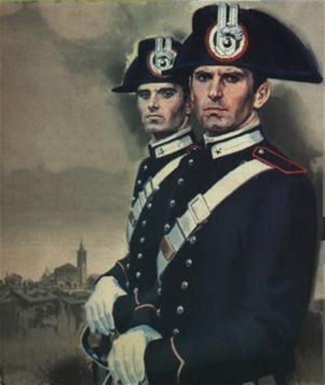 dati maresciallo carabinieri arruolamenti per il concorso 1886 carabinieri e 490