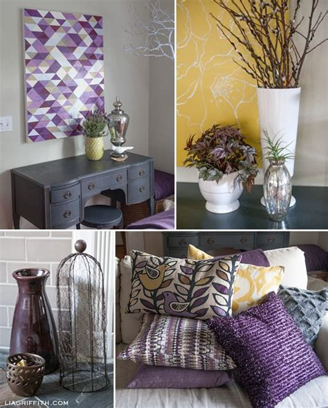 plum infused living room details purple pinterest