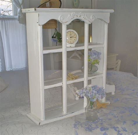 Segiempat Shabby Chic 8 curios for my booth shabby chic shelves white furniture and vintage shabby chic