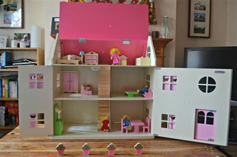 asda pink dolls house gorgeous wooden toys from asda who knew not another mummy blog