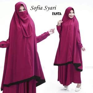 setelan busana muslimah casual kulot    hijab style