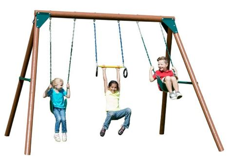 wooden swing sets under 500 wooden swing sets under 500