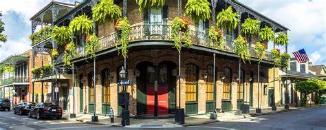 Le vieux carré français de la Nouvelle Orléans Le sud des Etats Unis Etats Unis