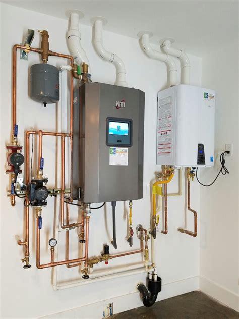 radiant heat water heater or boiler propane boiler for radiant floor heat floor matttroy