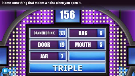 family feud game template out of darkness