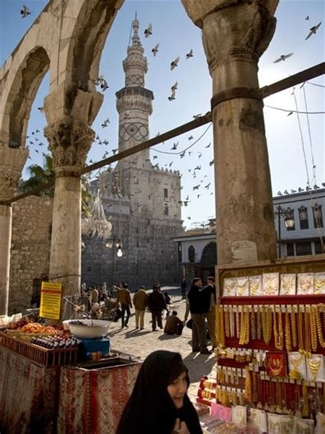 old damascus syria ancient city of damascus syria ej middle east north