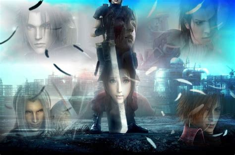 film final fantasy vii crisis core final fantasy vii remake could include characters and
