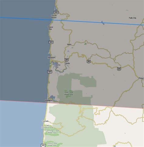 map of oregon 2017 eclipse total solar eclipse 2017 maps
