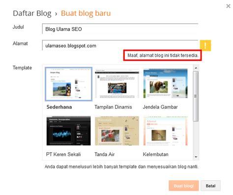 cara membuat blog melalui xp blog tik smp n 1 purworejo langkah langkah membuat blog