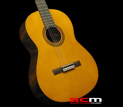 Gitar Yamaha Cs 40 yamaha cs40 7 8 classical guitar south coast