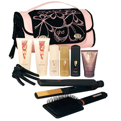 Ghd Hair Dryer Travel Bag ghd limited edition pink heat styling travel bag hair care