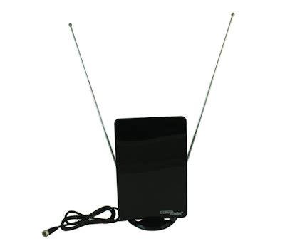 cable mart hdtv  air uhfvhffm antenna indoorcompactflat    miles