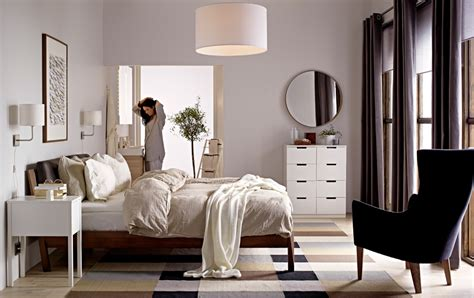 45 Ikea Bedrooms That Turn This Into Your Favorite Room Of Bedroom Design Ikea