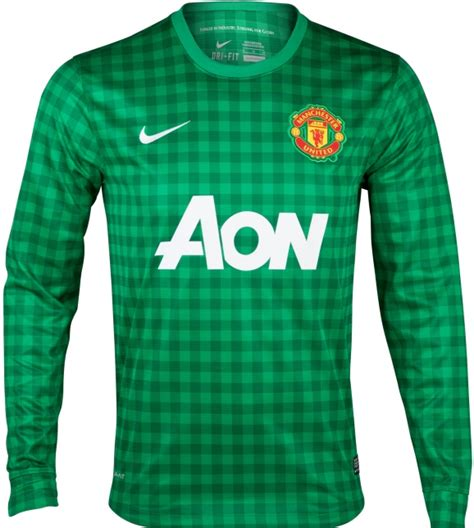 Jersey Manchester United Gk Home 11 12 kit thread 2012 13 season page 2