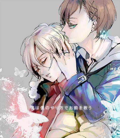 download film anime zetsuen no tempest kiss on hair zerochan anime image board