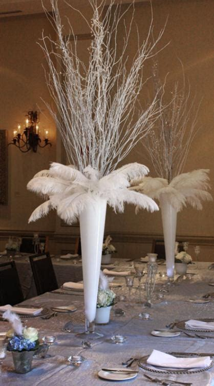 102 best images about aa feathers tablescapes weddings on
