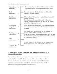 Resume Questionnaire Form by Performance Appraisal H R Project