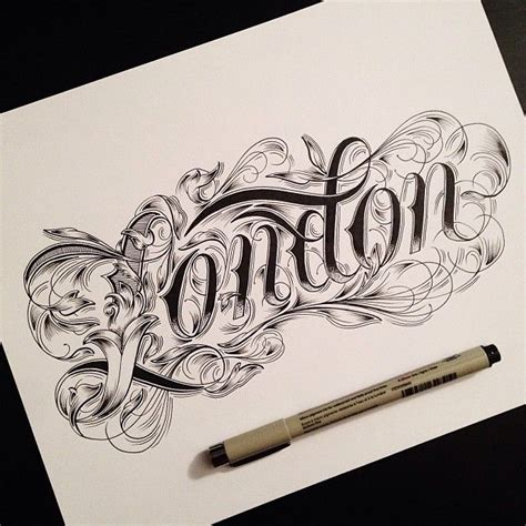 tattoo lettering artists by raul alejandro kalligrafie lettering pinterest