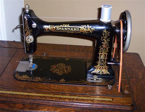 antique standard sewing machine vintage sewing machine shop machine photos page 16