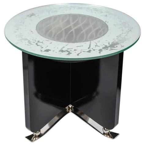 Illuminating Coffee Table Deco Illuminating Coffee Table For Sale At 1stdibs