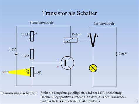 darlington transistor als schalter halbleiterelektronik wichtiges grundwissen f 252 r den lehramtsstudierenden der haupt und