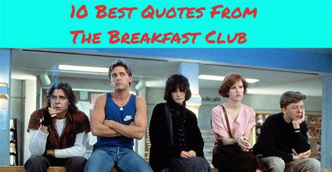 famous breakfast club quotes quotesgram