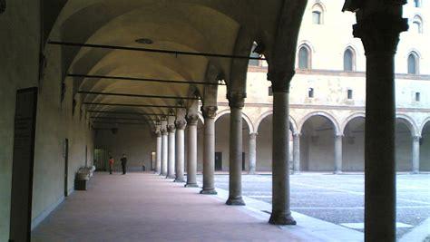 cortile della rocchetta sforzesco italia ciaomilano cortile della rocchetta