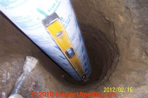 Do I Need A Concrete Base For A Shed by How To Prepare Concrete Deck Piers Footings Construction