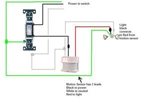 pin wiring two 3 way motion detector switches on pinterest