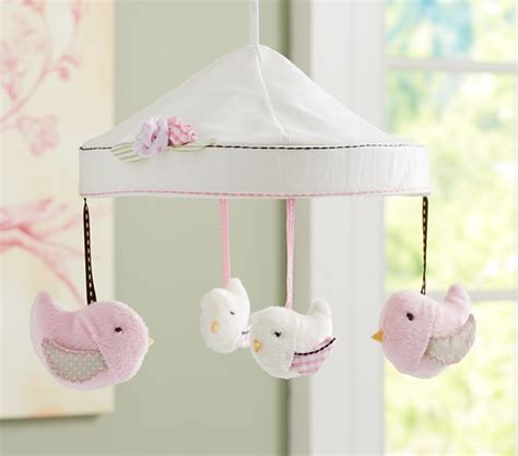 Pottery Barn Crib Mobile by Bird Crib Mobile Pottery Barn