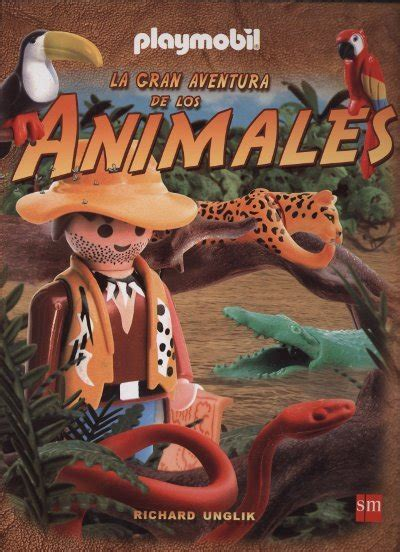 gran aventura de los la gran aventura de los animales con playmobil