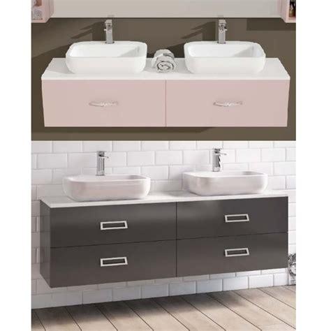 mobili bagno 2 lavabi arredo bagno moderno doppio lavabo in 30 colori bb