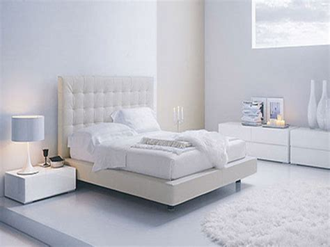 white modern bed white contemporary bedroom modern white bedroom furniture