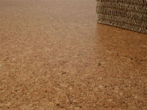 "Floating Cork Floor ""Classic Natural"""